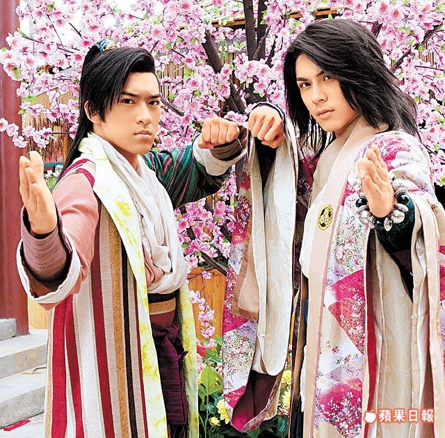 2014年,1月25日陈奕首播电视剧《七个朋友》在台湾中视主演;6月拍摄电视剧娘道免费观看图片