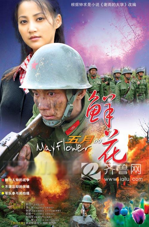 五月的鲜花(2006年李晨主演电视剧)