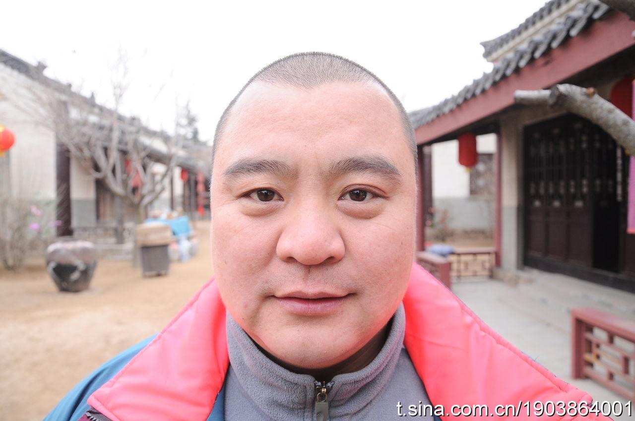 2011年08月04日07:23   长春演员李永林参演新《水浒传》 演员们说,他图片
