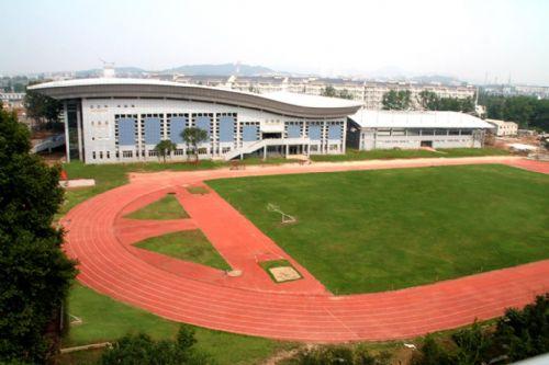 南京林业大学——体育馆图片