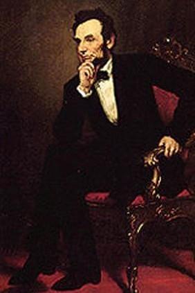 亚伯拉罕·林肯图片