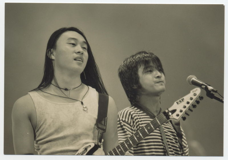 1994中国摇滚乐势力_讴歌(音乐人) - 搜狗百科