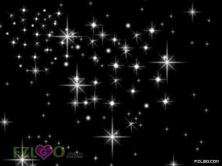 天上的星星