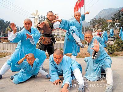 少林寺传奇(1)图片