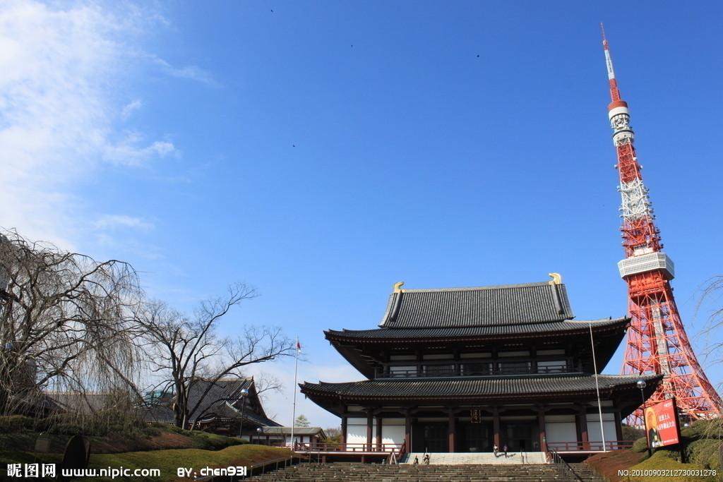 东京地标性建筑