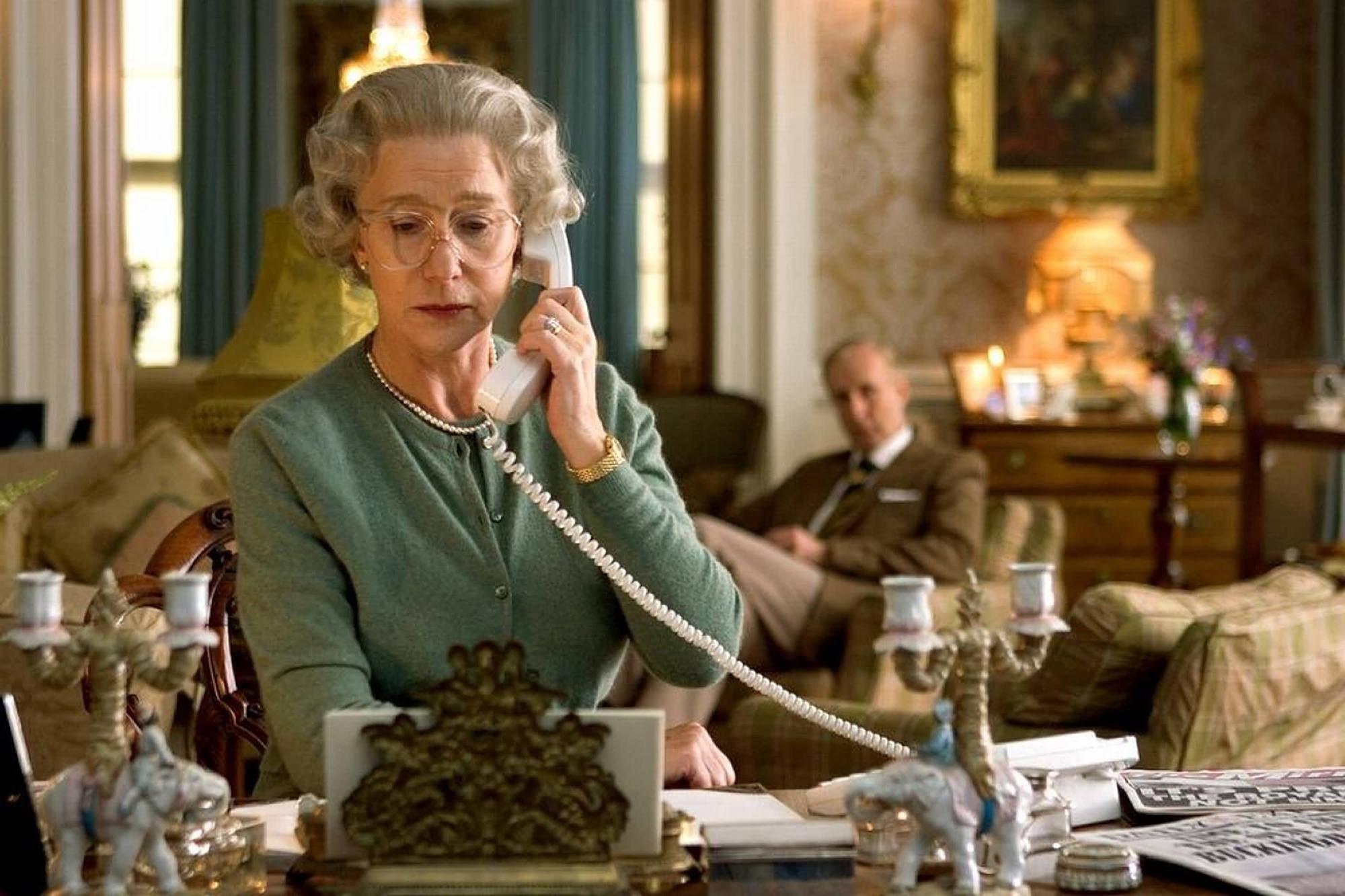 女王2007年英国电影