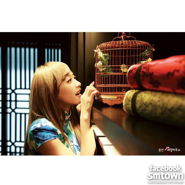 FX 韩国女子组合f x图片