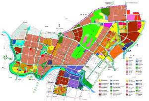 (广州花都区汽车产业分区(hd-01)规划管理单元控制性详细规划)