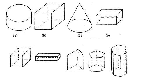 圆柱体的平面图_立体图形有哪些_小学立体图形有哪些_淘宝助理