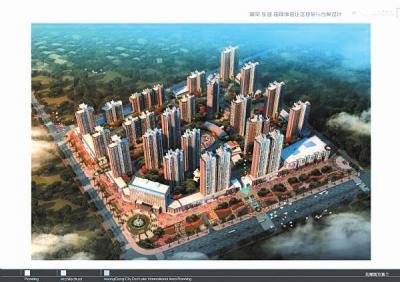 青岛国际工艺品城平面图