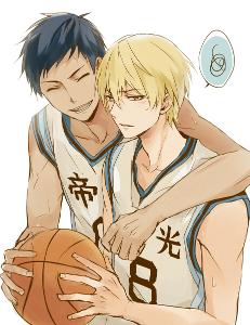 青黄 黑子的篮球 中的同人角色配对