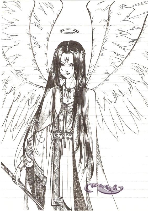 堕天使(漫画偷星九月天中人物)