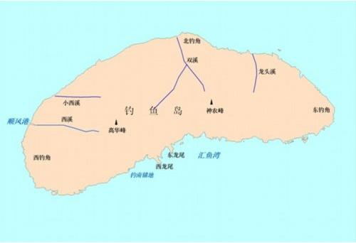 青海大学地图手绘图