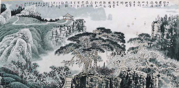 石磊灞桥笛子曲谱