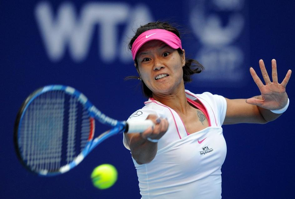 李娜任中国网球赛大使