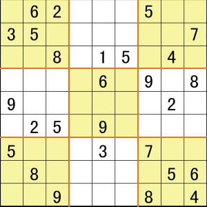九宫格解锁五角星步骤图