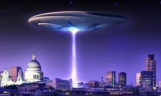 UFO壁纸