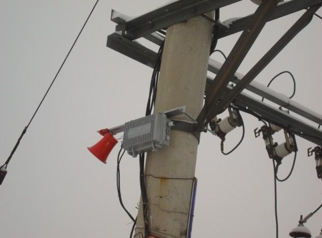 电网接线方式:y形,三相四线制