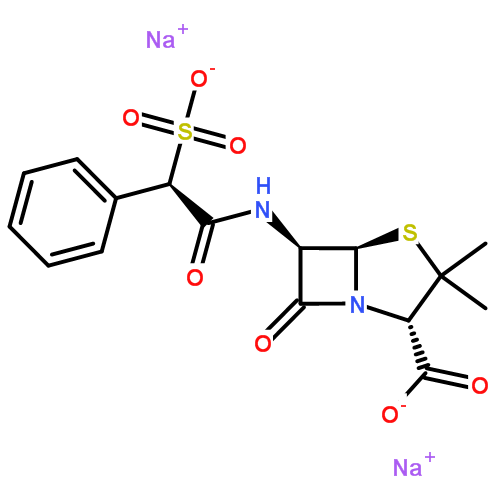 彩色分子结构图