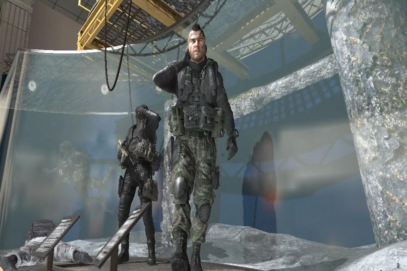 使命召唤:现代战争2