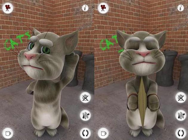 电子手绘猫