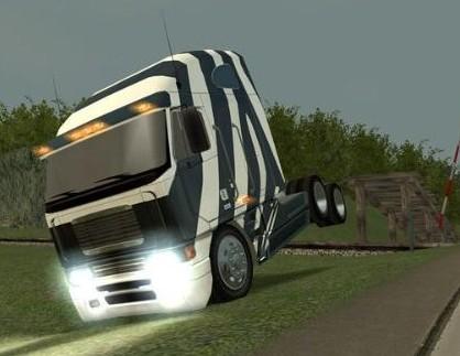 18轮大卡车2_18轮大卡车-穿越美国