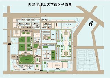 大学校设计图平面图