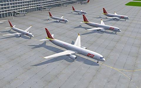 飞机设计研制的全过程一般包括预发展,工程发展,详细设计,全面试制