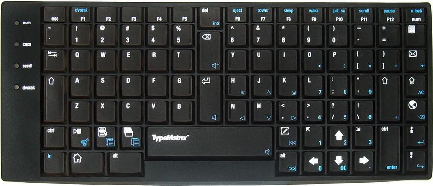 手绘电脑键盘