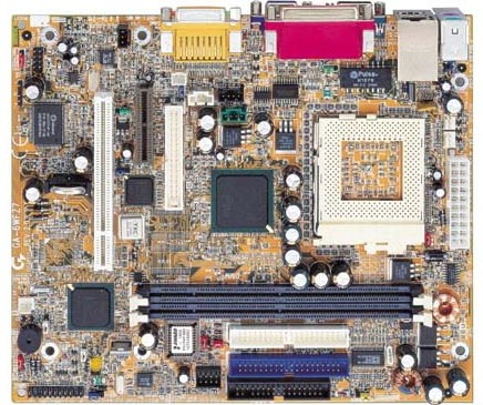 atx取代了at主板规格,成为较新计算机系统默认的主板规格.