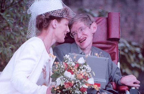 · 霍 金 和 伊 莱 恩 · 梅森 的 结婚 典礼 霍 金 ...