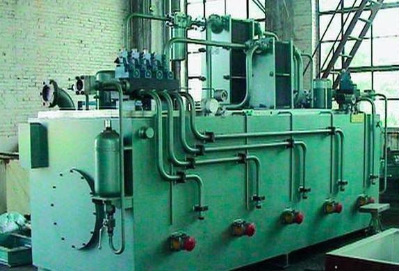 基本液压回路中的动作顺序—控制元件(二位四通换向阀)的换向和弹簧图片