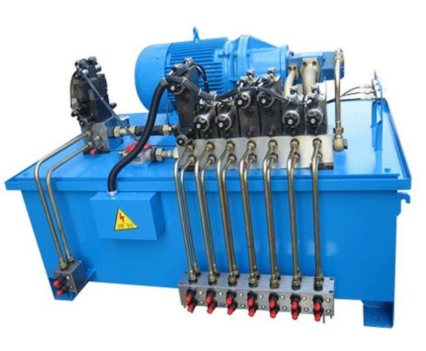 液压传动系统由于其独特的优点图片