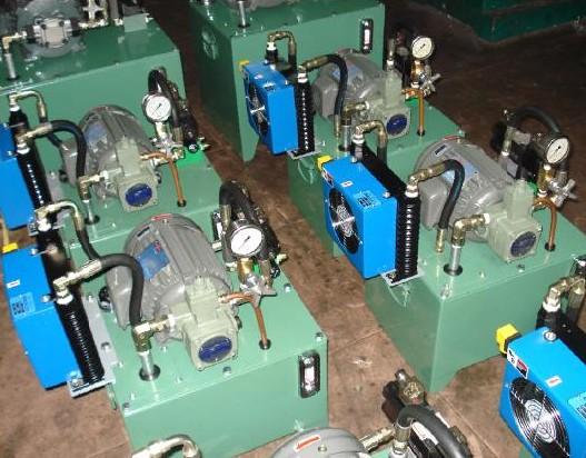 液压系统中的工作参数图片