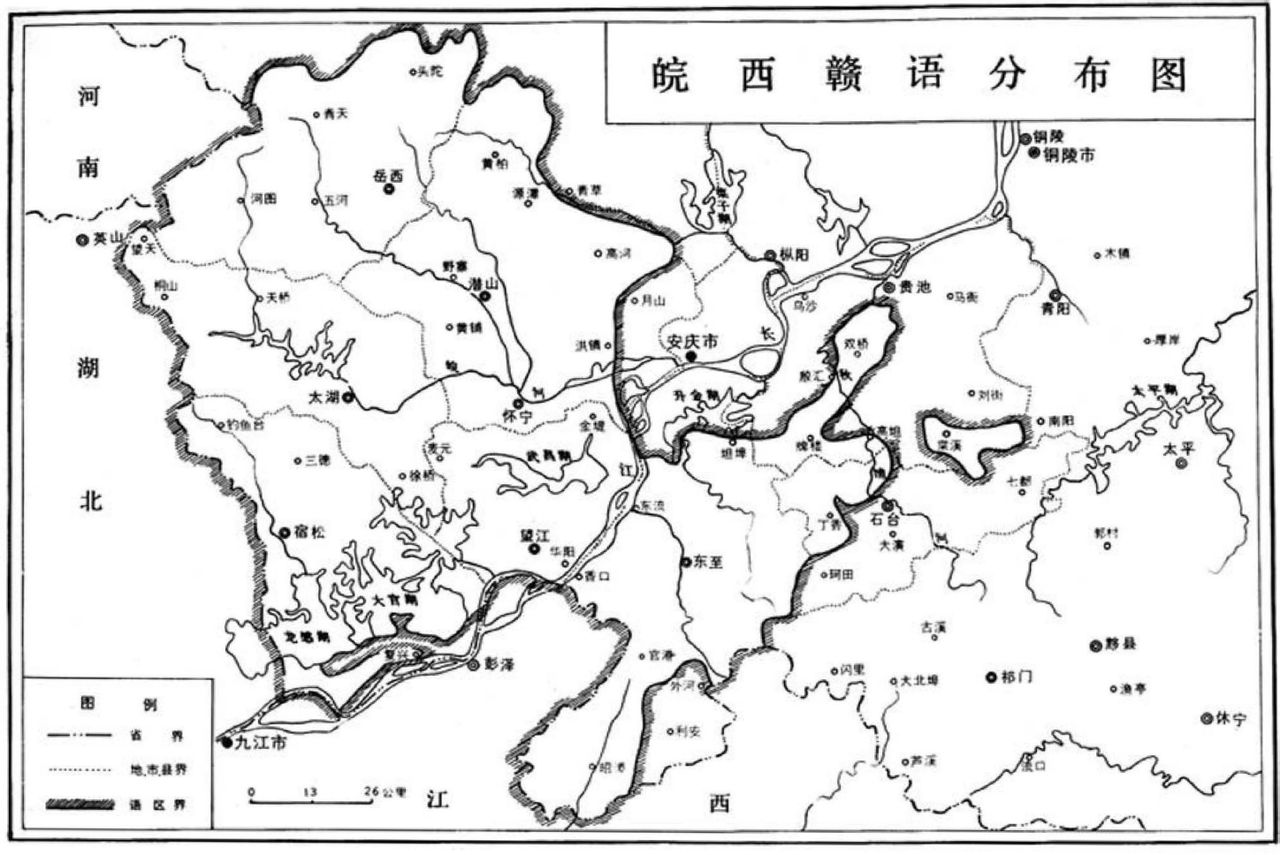 安徽望江县地图