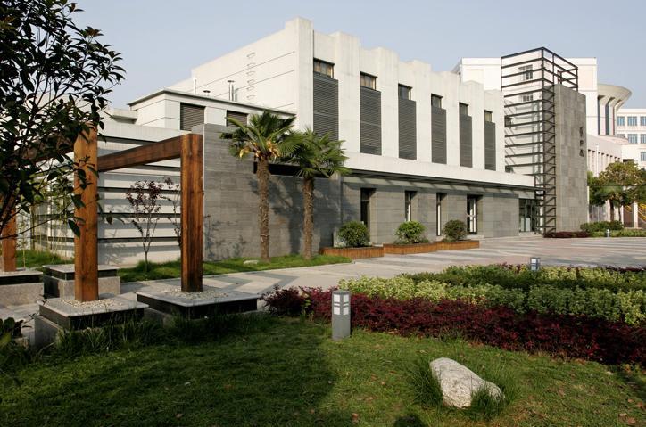 安徽建筑大学校园风光