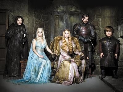 第四季是以美国作家乔治·r·r·马丁的奇幻巨作《冰与火之歌》七部曲