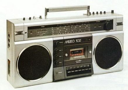 录音机中考上高中比例图片