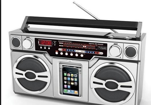 录音机(把声音记录下来以便重放的机器)图片