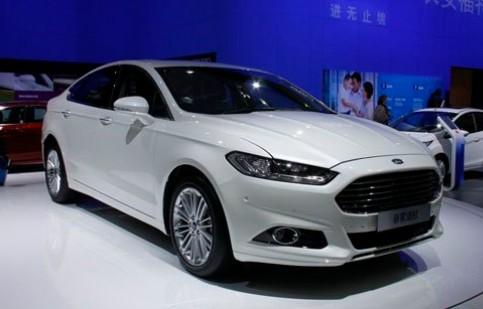 2012福特车致胜仪表盘指示灯图解