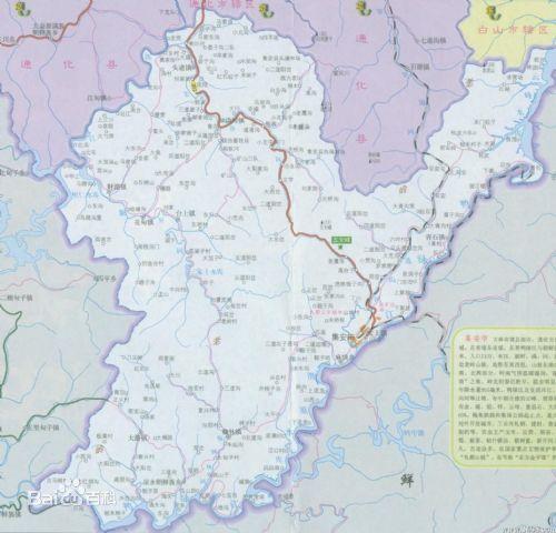 丹东大梨树村地图
