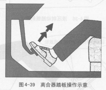 踏板发动机结构
