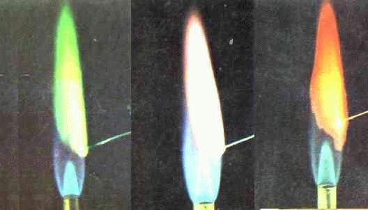 焰色反应 - 搜狗百科