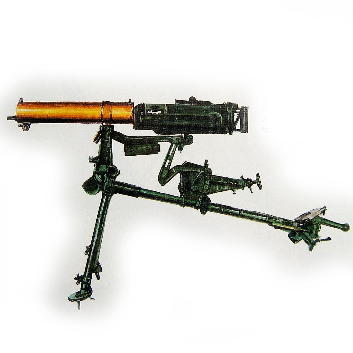 马克沁重机枪