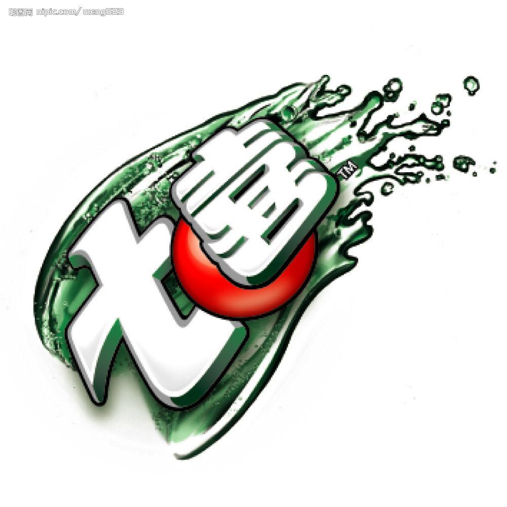 七喜logo