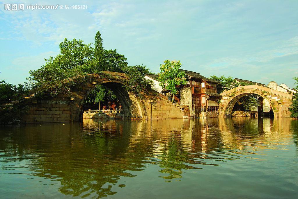 苏州风景素颜照