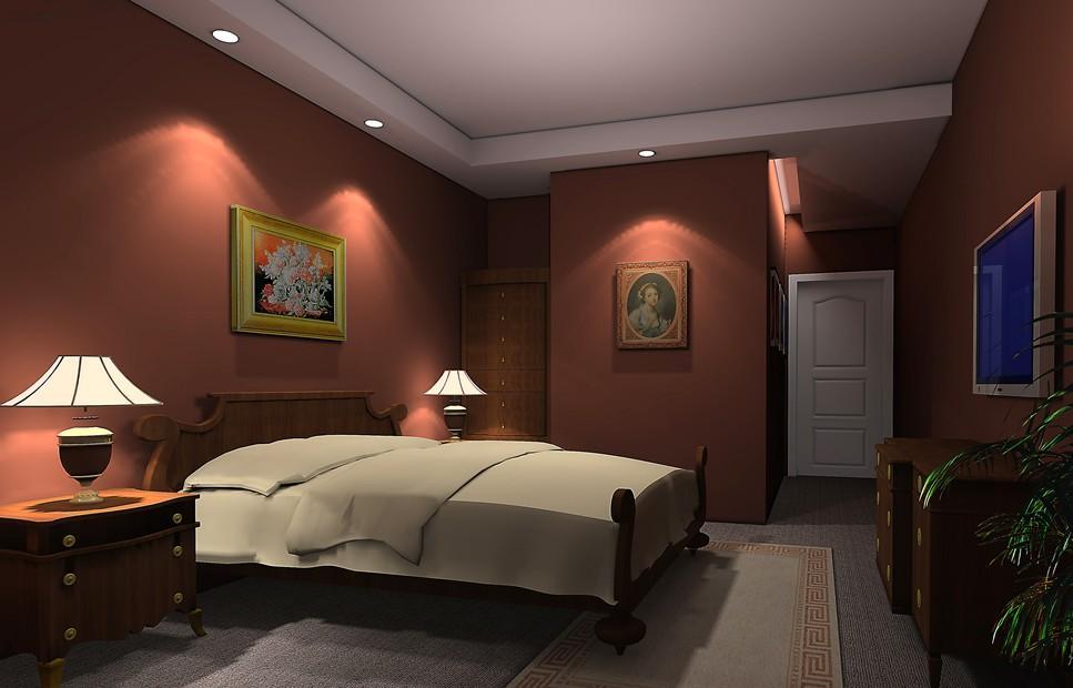 主卧室可能是整套房子中最私人的空间