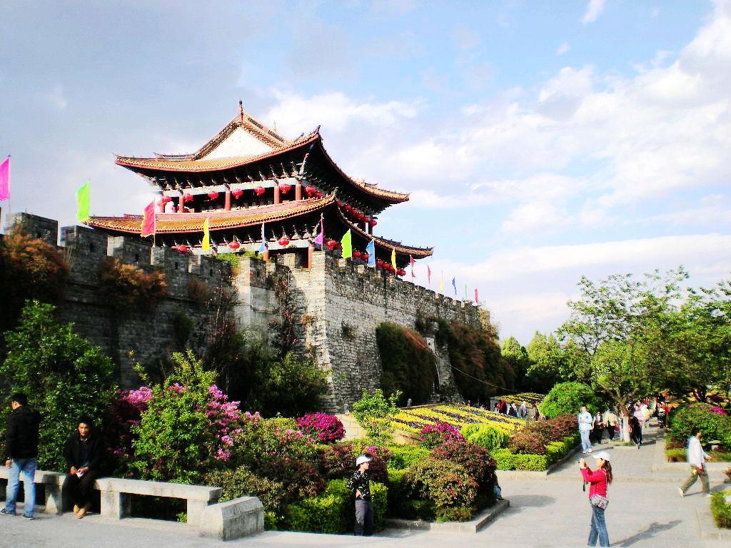 大理古城风景(3)