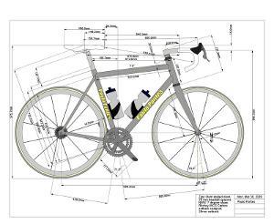 30厘米之间,中轴与地面的距离应在24厘米与30厘米之间,自行车前