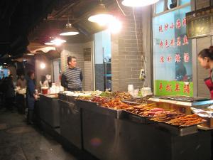 美味小吃街户部巷 衡阳市刘安中拍